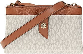 Michael Kors MK Shoulder Bag Womens Beige