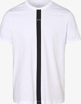 A|X Armani Exchange Herren T-Shirt weiss