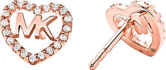 Michael Kors MKC1243AN791 Hearts Earrings Roségold