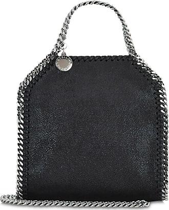 628385612d1b Stella McCartney Black Falabella Tiny tote bag