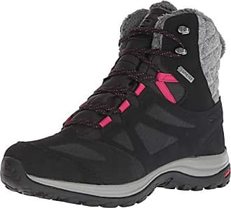 Salomon Damen Ellipse Winter GTX Winterschuhe GrauGrün