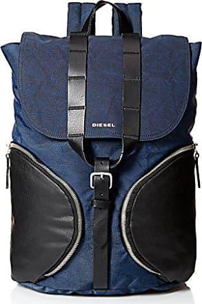 Diesel Mens Xploration Backpack, Blue