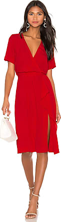 Yumi Kim Mimosa Dress in Red