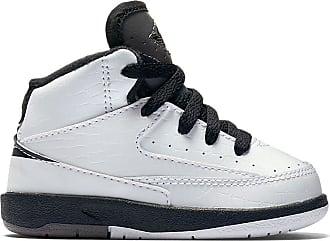 Nike Jordan 2 Retro 820222 103 Kids Wing it Wht/Bk (4c)