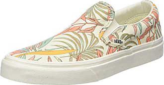Damen Vans Sneaker X Marvel Klassisch Slip On Schuhe Mehrfarben
