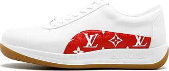 Louis Vuitton Sport Sneaker Louis Vuitton X Supreme - Size 9