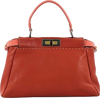2c3f79227bed Fendi® Leather Handbags − Sale  at USD  334.73+