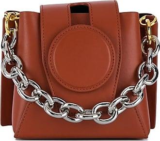 Yuzefi Tan Daria shoulder bag - Brown