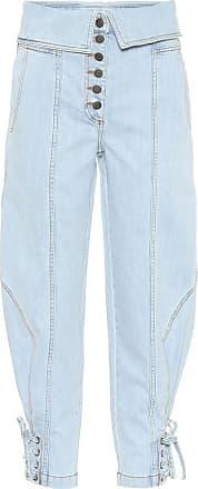 Ulla Johnson Kingston high-rise carrot jeans