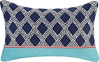 Natori Mix & Match Embroidery Oblong Pillow Multi 12x20