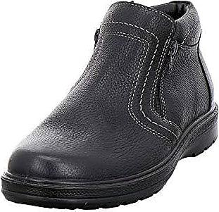 Jomos Contura Stiefel in Übergrößen Schwarz 459510 33 000 große  Herrenschuhe, ... 714d46e679