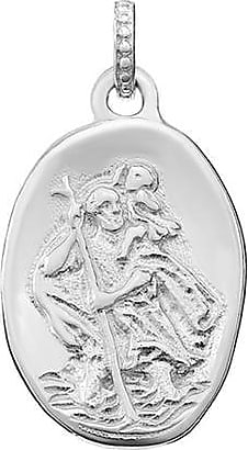 Dower & Hall St. Christopher Story Charm