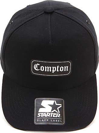 Starter Boné Starter A C Amr Compton Termo Preto