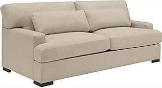 Coaster Fine Furniture Scott Living 508421 Becca Track Arm Sofa, Beige