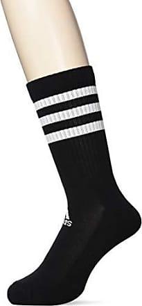 adidas Damen Solid Crew Socken WhiteCollegiate NavyAsh