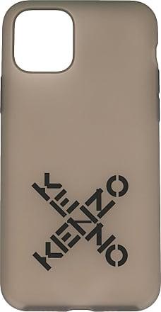 Kenzo logo print iPhone 11 Pro case - Preto