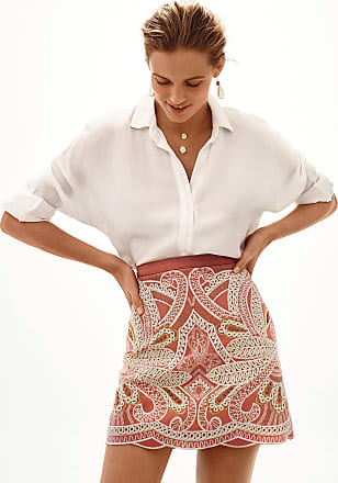 Maeve Clotilde Mini Skirt