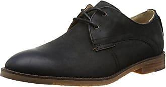 homme Leather EU Damon UK Noir Hamlin ville Black 43 Puppies de US 10 9 Hush Chaussures Y4zaAqP