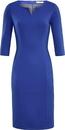 Uta Raasch Jersey-Kleid 3/4-Arm Uta Raasch blau