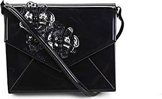 4158cb1b5f Petite Jolie Bolsa Petite Jolie Mini Bag Verniz Feminina - Preto - Único