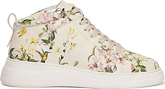 Fiorelli Womens Pippa Florence Print High Top Shoes