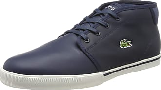Lacoste Mens Ampthill 319 1 CMA Trainers, Blue (Navy/Dark Blue Nd1), 9.5 UK