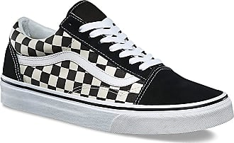Vans Womens Old Skool Checkerboard Sneaker, Mehrfarbig, 5.5 UK