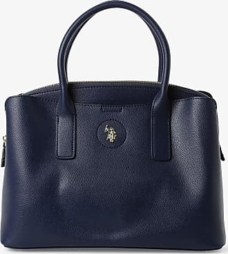 U.S.Polo Association Damen Handtasche blau