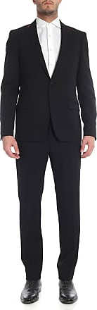 Karl Lagerfeld Single-breasted suit with single button