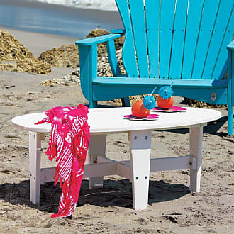 UWharrie Chair Uwharrie Wave Conversation Outdoor Cocktail Table - 7030-000-NAT