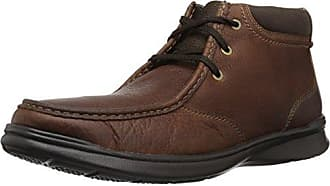 Clarks Mens Cotrell Top Fashion Boot, Tobacco Leather, 140 M US
