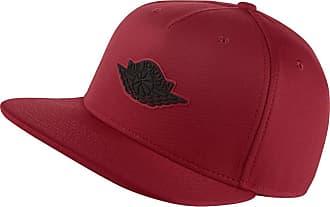 Nike Jordan Wings Strapback Cap Men Red Adjustable