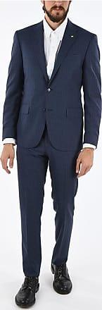 Corneliani CC COLLECTION abito 2 bottoni RIGHT pencil striped due spacc taglia 48