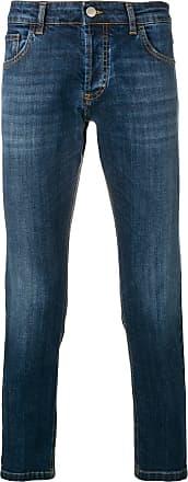 Entre Amis Calça jeans 5 TK Corto - Azul
