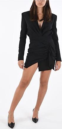 Alexandre Vauthier Draped Mini Dress size 44