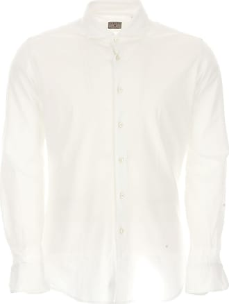 Xacus Shirt for Men On Sale in Outlet, White, Cotton, 2017, 16