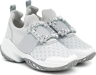 Roger Vivier Sneakers Viv Run aus Mesh