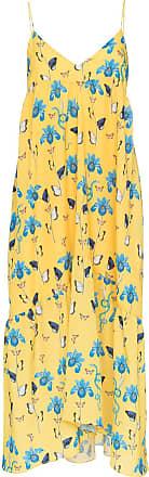 Borgo De Nor Vestido floral - Amarelo