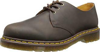 7d0ab61bdb3 Dr. Martens 1461 PW - Smooth - Chaussures de ville homme -Marron (Gaucho