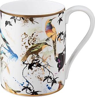 Roberto Cavalli Garden Birds Fine Bone China Mug