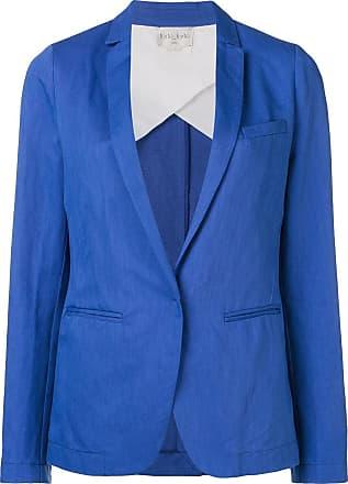 Forte_Forte classic formal blazer - Blue