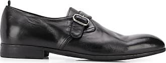 Officine Creative Klassische Monk-Schuhe - Schwarz