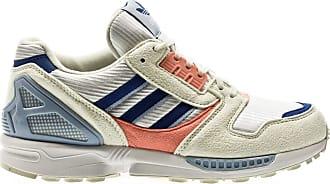 adidas Originals ZX 8000, Footwear White-Royal Blue-Glory Pink, 5,5