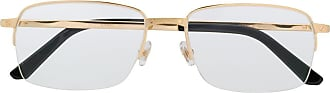 Cartier Armação de óculos Santos de Cartier - Dourado