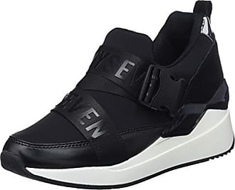 sports shoes f7bec 2ce8d Sixtyseven Sixty Seven 79874, Zapatillas para Mujer, (Neoprene Suede Negro  C43332),