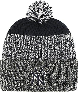 47 Brand Knit Beanie - Static Cuff New York Yankees navy