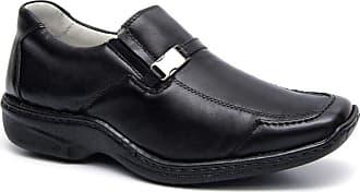 Generico Sapato social,l masculino, semi-ortopédico, no stress, em legitimo couro mestiço (pelica), forrado em napa de couro, palmilha gel couro, solado de bor