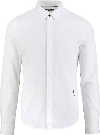Religion Mens Legion Casual Shirt, White, Xx-Large