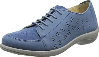 Padders Women?s Ramone Derbys, Blue (Blue), 3.5 UK 36.5 EU