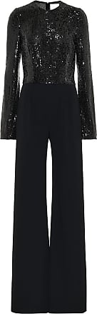 Galvan Modern Love sequined jumpsuit